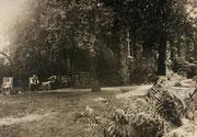 Gartenseite des Hauses Körner Hellweg 41- Fotografie 1935