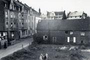 Am Bertholdshof ca. 1952 - Archiv: Werner Hühn