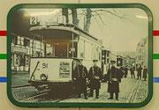 Straßenbahn:   Historischer Verein Stadtwerke