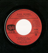 Je L'ai Aimee Avant Toi/J'ai Peur Du Jour/Couleurs/Chacun Prenait Maria Dans Ses Bras  Pathe 45 EG 905 1965 side 1