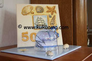 Geldgeschenk für eine Kreuzfahrt