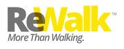 ReWalk Exoskelett Laufen mit Roboter