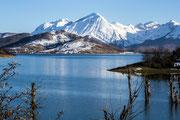 Lago di Campotosto (AQ)