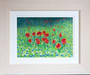 """""""Wild Meadow""""  £125 14 x 11 inch plus frame width"""