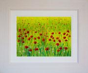 """""""Fresh Fields"""" £125    14 x 11 inch plus frame width"""