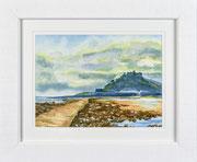 """St Michael's Causeway""  £125 14 x 11 inch plus frame width"