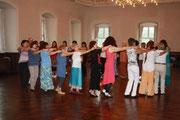Tanzwochenende in Schöntal