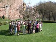 Tanzwochenende Burg Rothenfels