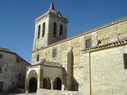 Casa Rural en Autilla del Pino | Iglesia de la Asunción