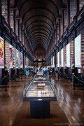 the long room/ trinity college, dublin
