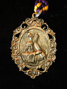 Medallón (parte delantera)
