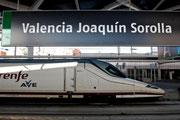 Вокзал Валенсия