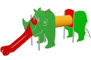 Set Ricreativo Rinoceronte