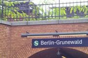 Erster Stopp am S-Bahnhof