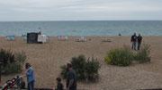 Samstag: Spaziergang am Strand von Brighton (2 von 2).