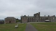 Mittwoch: Historische Festung von Pendennis, die im 16.Jahrhundert von Henry VIII erbaut wurde, um Feinde vom Meer abzuwehren.