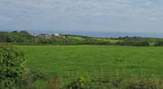 Dienstag: Fahrt nach Tintagel, dem Schloss von König Arthur.