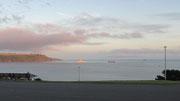 Mittwoch: Abendspaziergang vom Hotel zum Leuchtturm von Plymouth (1 von 3).