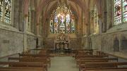 Samstag: Besuch der Kathedrlae von Chichester mit seinen kleinen offenen Seitenkapellen.