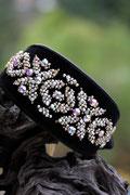 Windhundhalsband Perlen