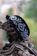 Windhundhalsbänder Perlen