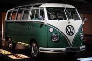 "VW Typ 2 ""Samba""-Bulli (1966)"