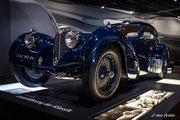 Bugatti T57 SC Atlantic (Replica)