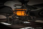 Benz Patent-Motorwagen (1896)