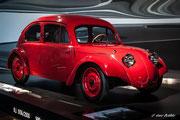 Porsche Typ 60 (V3) (1936/2000)