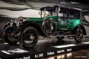 Rolls Royce Silver Ghost (1922)