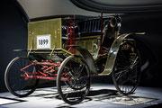 """Benz """"Velo"""" (1899)"""