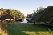in das kleine mittelalterliche Nykøbing.