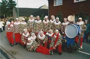 Karnevalsszug Bürvenich 1997