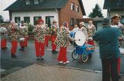 Karnevalsszug Bürvenich 1996