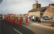 Karnevalszug Burvenich 1990