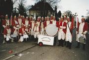 Rosenmontagszug Zülpich 2001