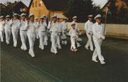 Schützenfest Bürvenich 1992