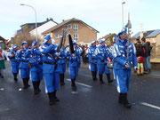 Karneval Bürvenich 2012