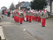 Karneval Bürvenich 2006