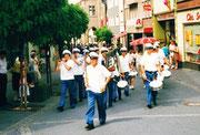 Schützenfest Zülpich 1986