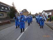 Karneval Bürvenich 2013