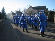 Karneval Bürvenich 2011