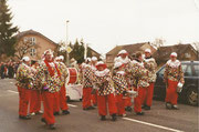 Karneval Bürvenich 2002