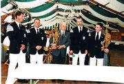 Schützenfest Bürvenich 2001