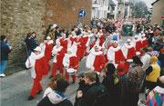 Rosenmontagszug Zülpich 1997