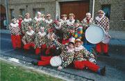 Karnevalsszug Bürvenich 1995