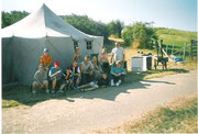 Zeltlager 2001