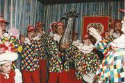 TC bei der KG Wohnheim 1998