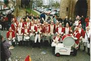 Rosenmontagszug Zülpich 2002