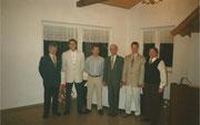 Ehrungen beim gemütlichen Abend 1994